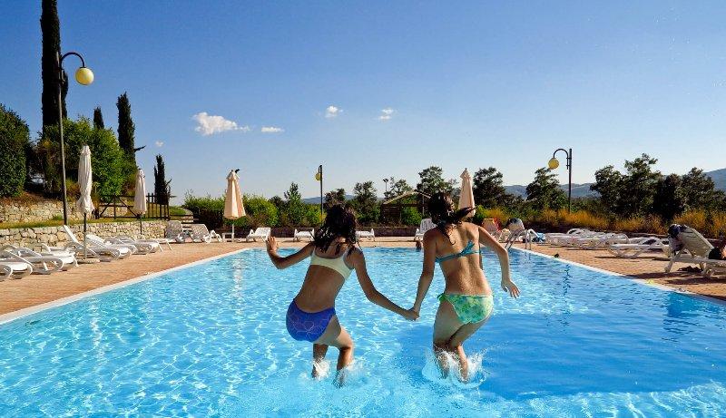 Natura , relax e sport  a Poggiovalle Country House