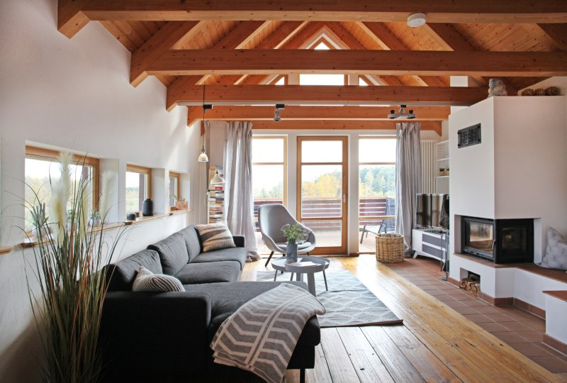 Eldehaus Plau  am See  Design & Kamin, casa vacanza a Luebz