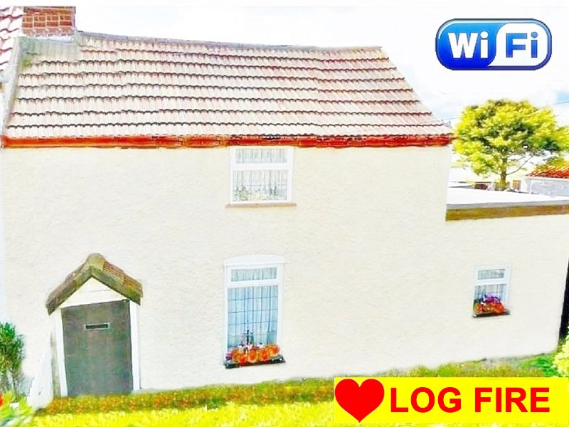 A Cosy Cottage by the Sea, Perfect for couples and Romance