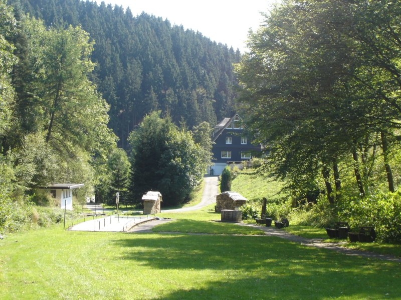 Ferienwohnung in Winterberg-Züschen, alquiler vacacional en Hallenberg