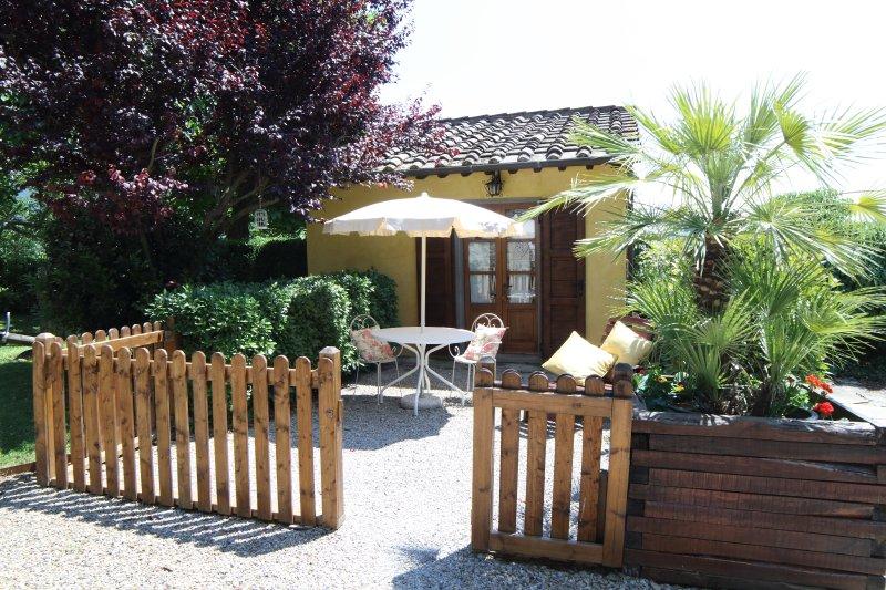 Borgo Dolci Colline Limonaia, location de vacances à Castiglion Fiorentino