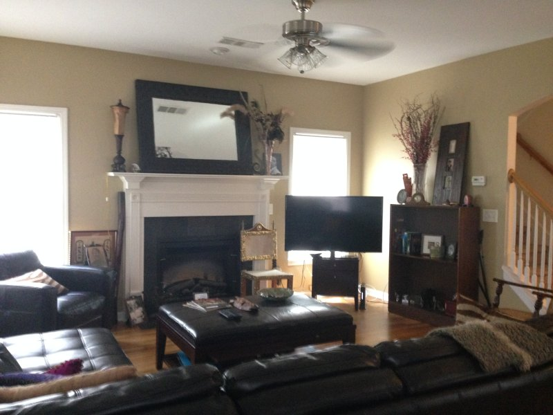 WALK to the Super Bowl from the comfort of this spacious home 4 blocks nd in the heart of the action