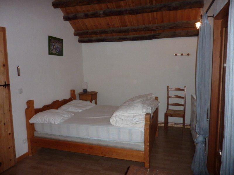 Fuste typique du Queyras, holiday rental in Molines-en-Queyras