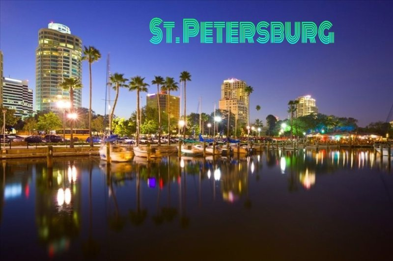 Downtown St Petersburg is the city's heart-great shopping, restaurants and attractions.