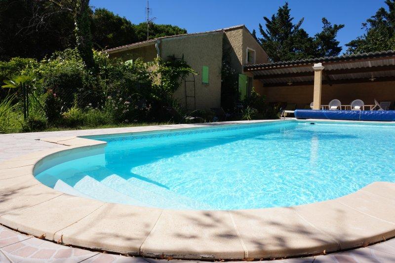 Villa la marpierre, location de vacances à Suze-la-Rousse