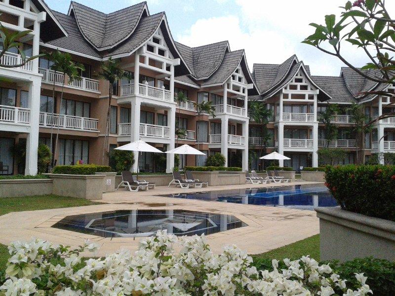Entre Mer et Golf, holiday rental in Bang Tao Beach