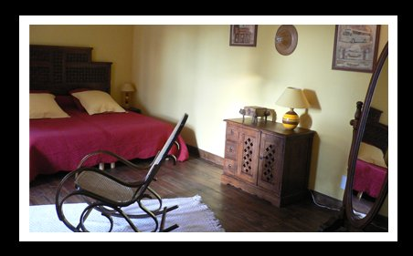 Chambre 'EVASION', vacation rental in Cancon