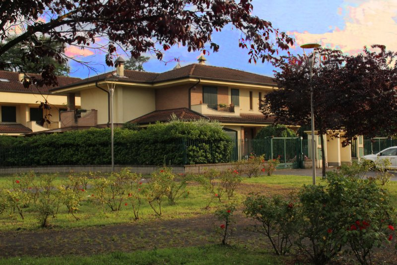 Villa Milena Arese, holiday rental in Novate Milanese