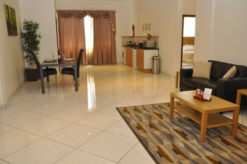 Le Suites Serviced Apartments Accra, vacation rental in Greater Accra