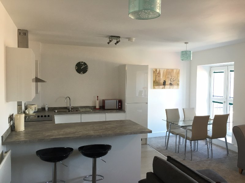 Luxury Apartment No 11 The Walk, holiday rental in Knapton