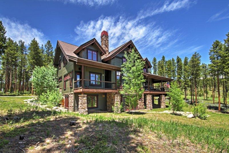 The Colorado wilderness awaits!
