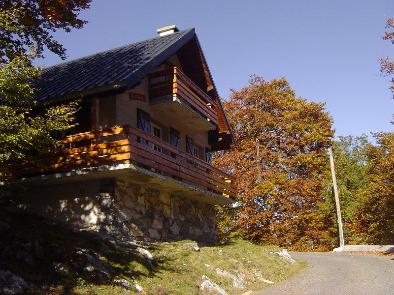 Appartement en Chalet, location de vacances à Gourette