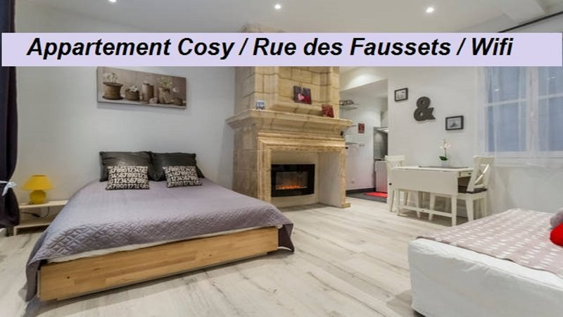 Appartement Cosy Rue des Faussets *****, holiday rental in Cenon