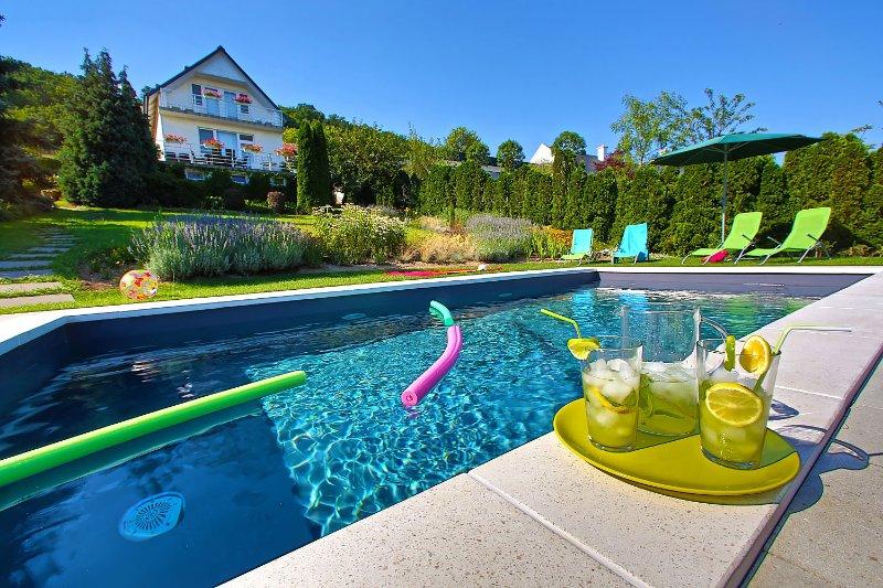 Villa Titus, holiday rental in Lovas