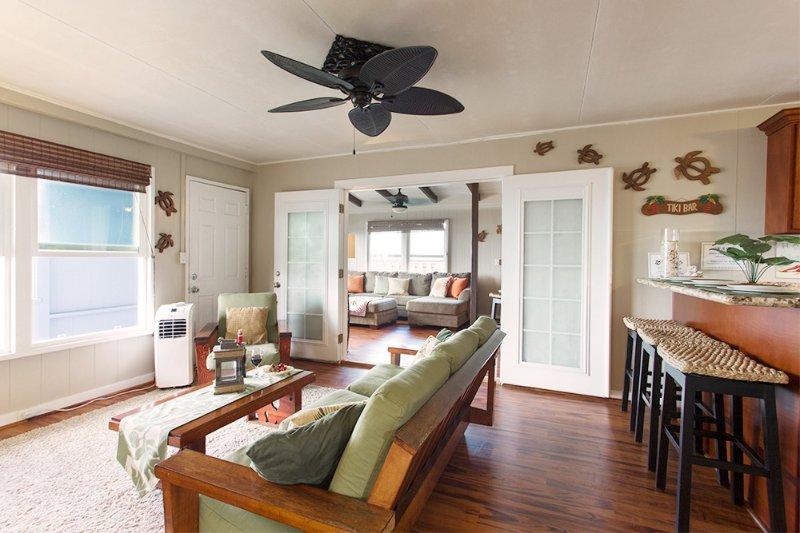 Tortuga Cabana: Habitación familiar
