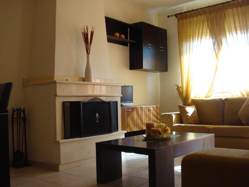 Wonderful apartment next to Olympus, holiday rental in Olympiada