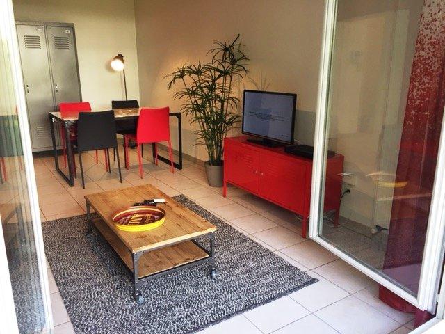 New : grand T2 à Lyon 7eme, holiday rental in Venissieux