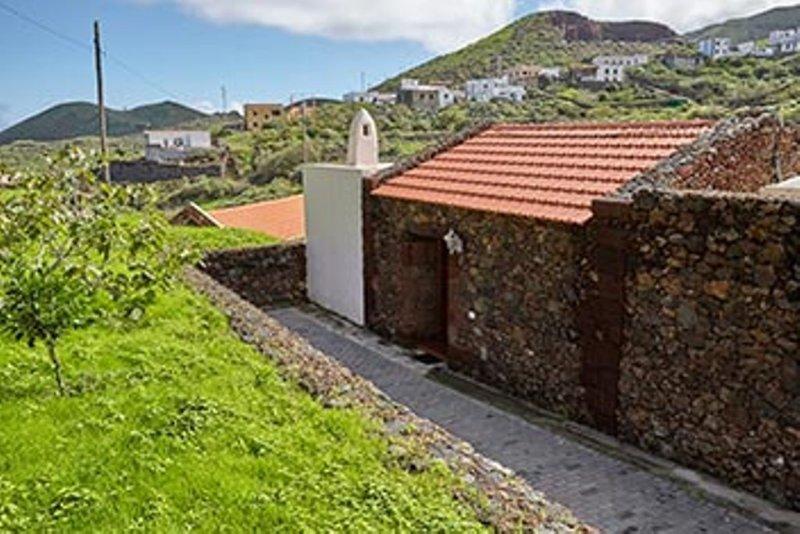 Casa Rural Los Arcos, Isla del Hierro, alquiler de vacaciones en El Hierro