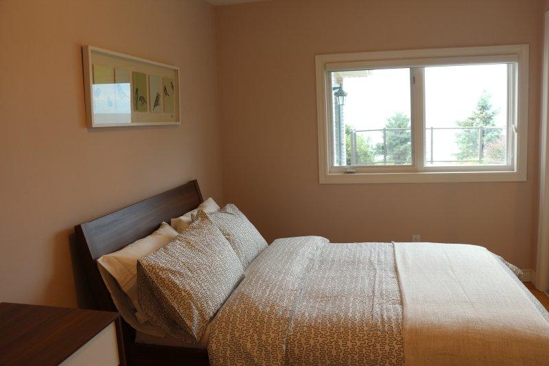 Second Bedroom (main level)