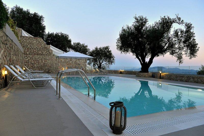 Athiri House Villa Corfu, holiday rental in Agios Markos