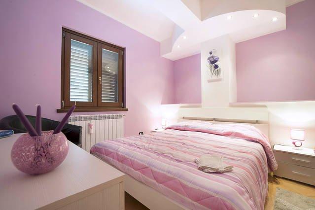 camera da letto Matrimoniale con letto Aggiuntivo