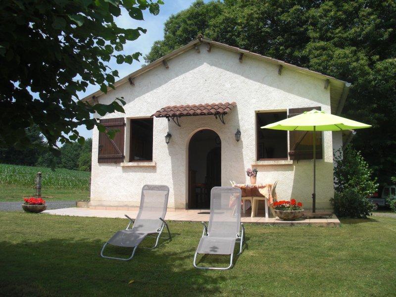 GITE LE GAULIAT EN CORREZE, location de vacances à Allassac