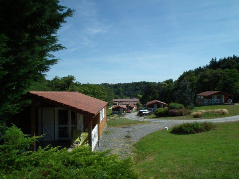Chalets de la Plaine, vacation rental in Allier