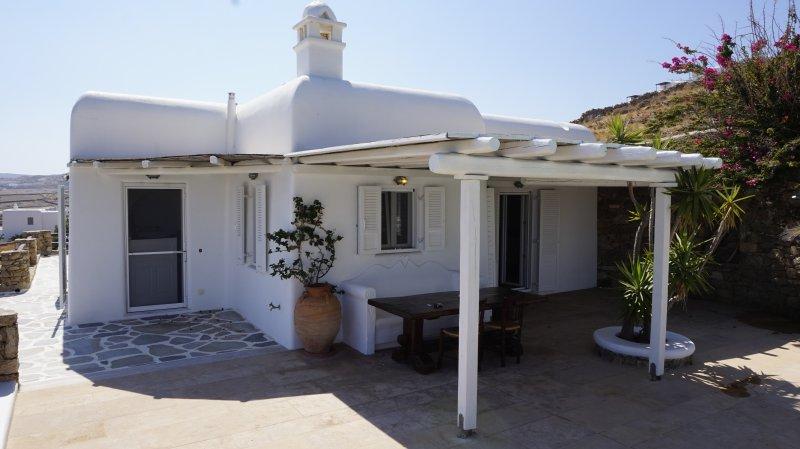 Villa Hera, holiday rental in Kalafatis