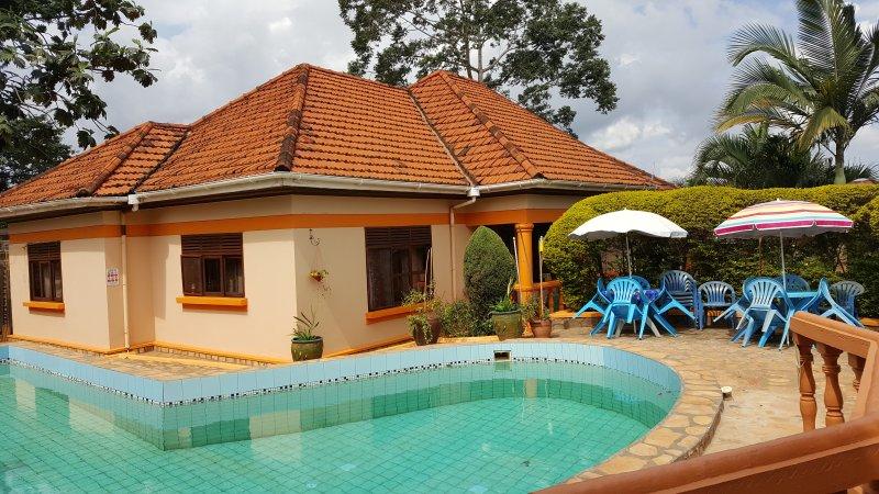 Keelan Ace Villas Two Bedroom Villa/Appartment/Cottage, location de vacances à Kampala