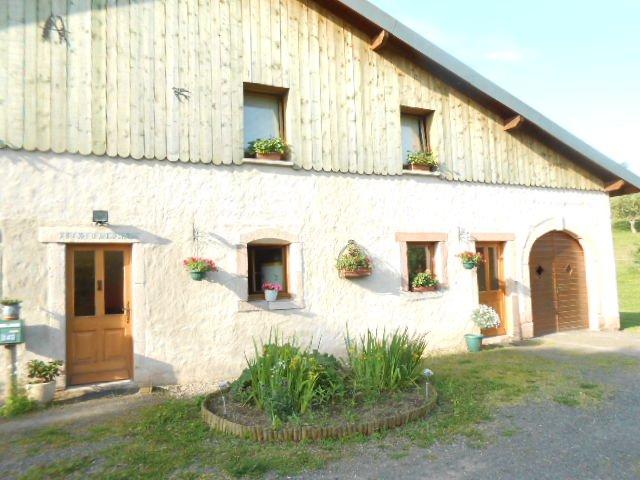 Le Gîte de la Petite Meurthe Brimbelle, holiday rental in Le Valtin