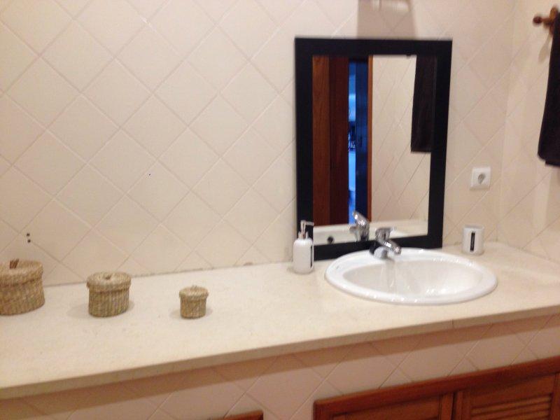 First room bathroom.