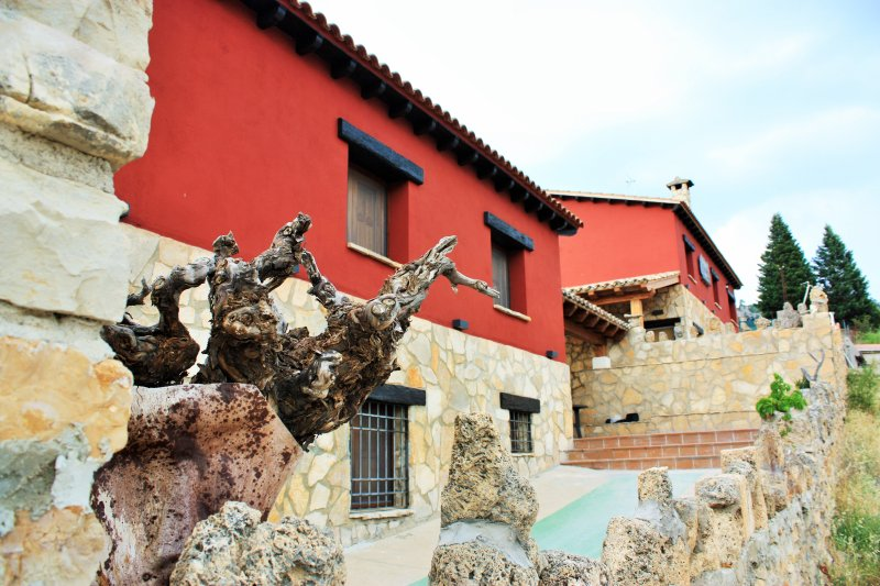 Casa el Escalerón | Apartamento Monteagudillo, casa vacanza a Albalate de las Nogueras