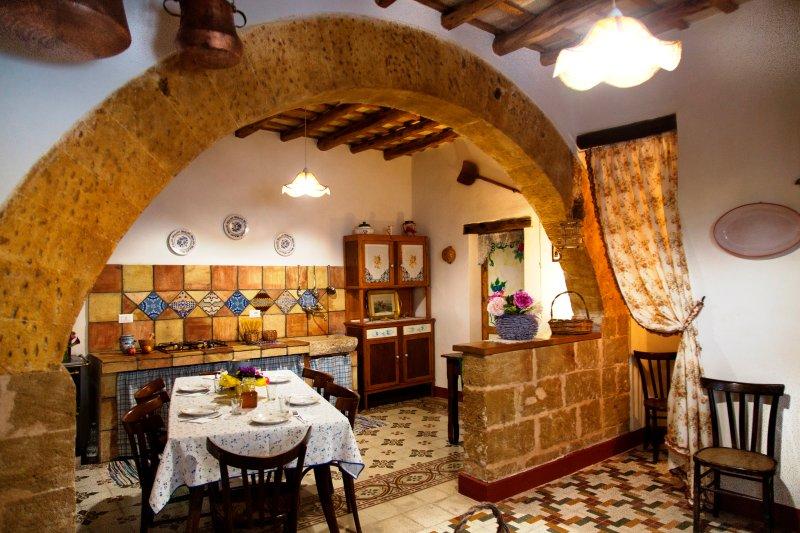 Baglio Trinacria, holiday rental in Custonaci