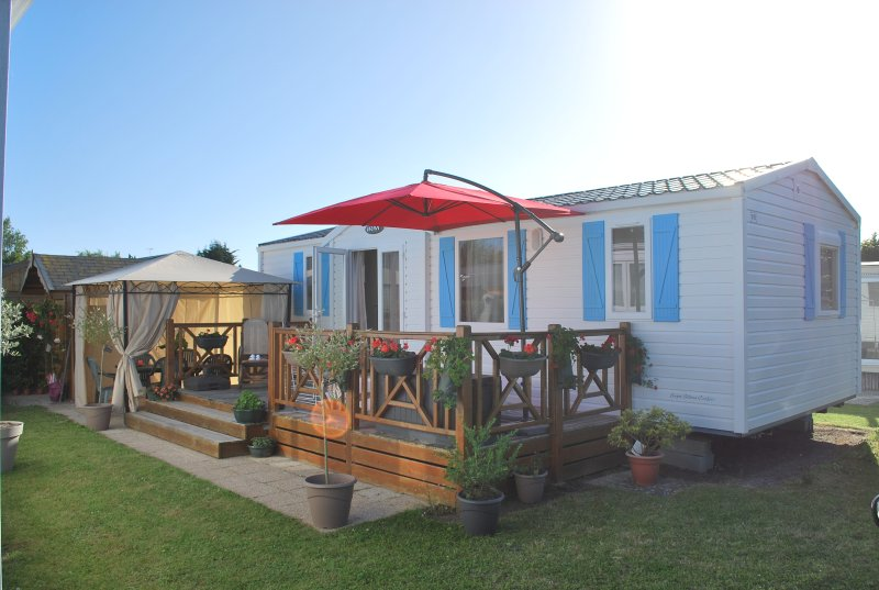 Loue Mobile home comfort by the sea