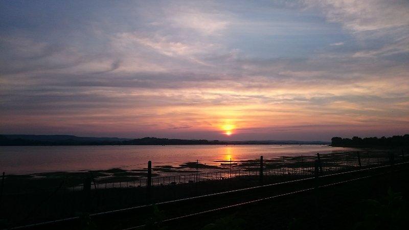 Exe Estuary Sunset