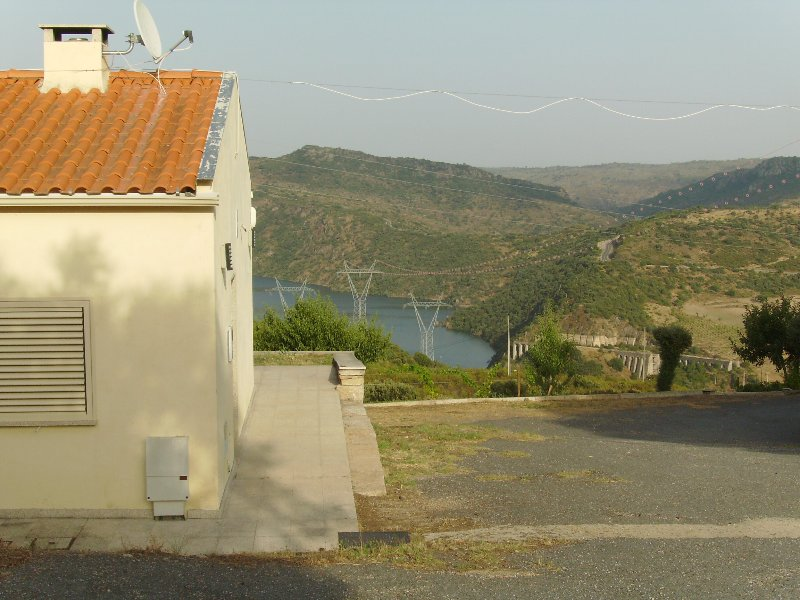 View from the Villa over the Douro river