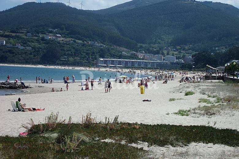 Playa Covas (VIVEIRO), alquiler vacacional en Culleredo