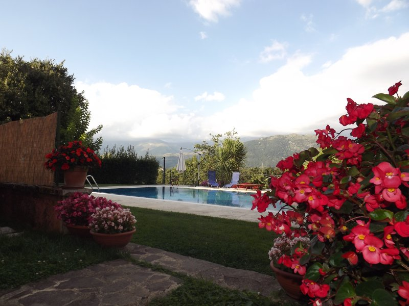 b&b - appartamento melograno, holiday rental in Colfelice