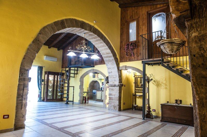 Il Vecchio Frantoio, holiday rental in Villasmundo