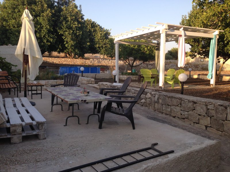 La Casa di Lulu'-natura e relax, vacation rental in Frigintini