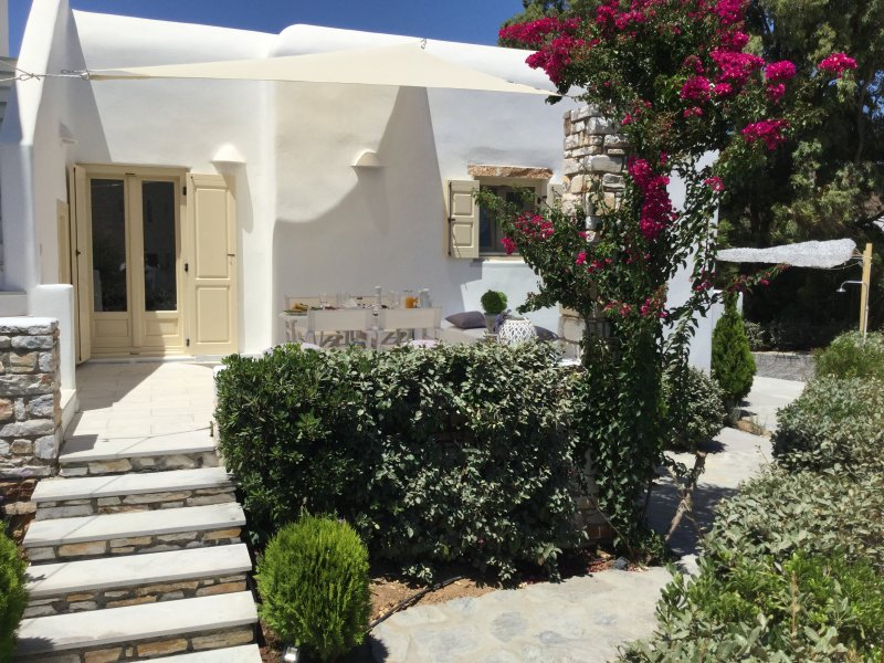 Villa Nausithoe - Beach Ideal for children and seniors
