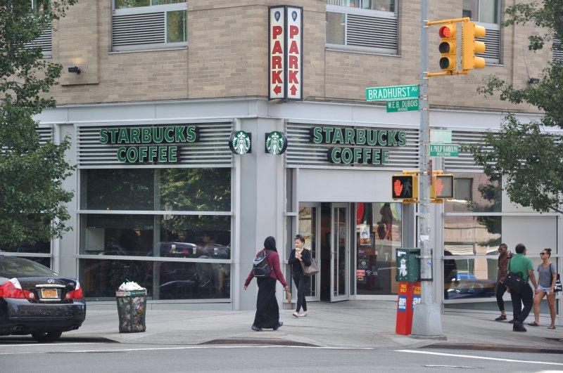 Starbucks Street West 145th