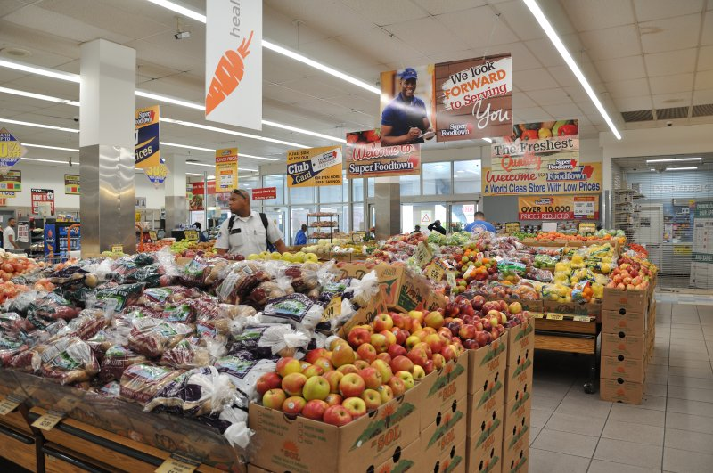 SuperFoodTown - Supermarkt an der West 145th Street