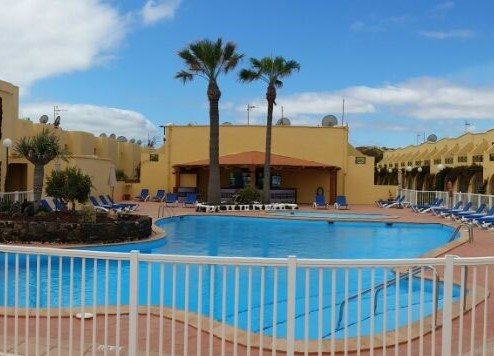 Fantastico bungalow duplex a100mtrs de la playa, holiday rental in Caleta de Fuste