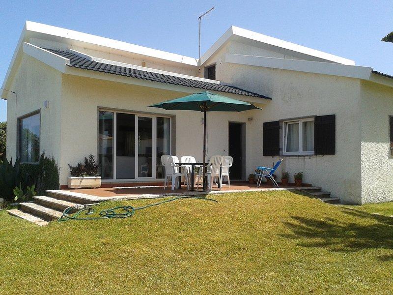 Villa avec vue sur la mer, Ferienwohnung in Ericeira