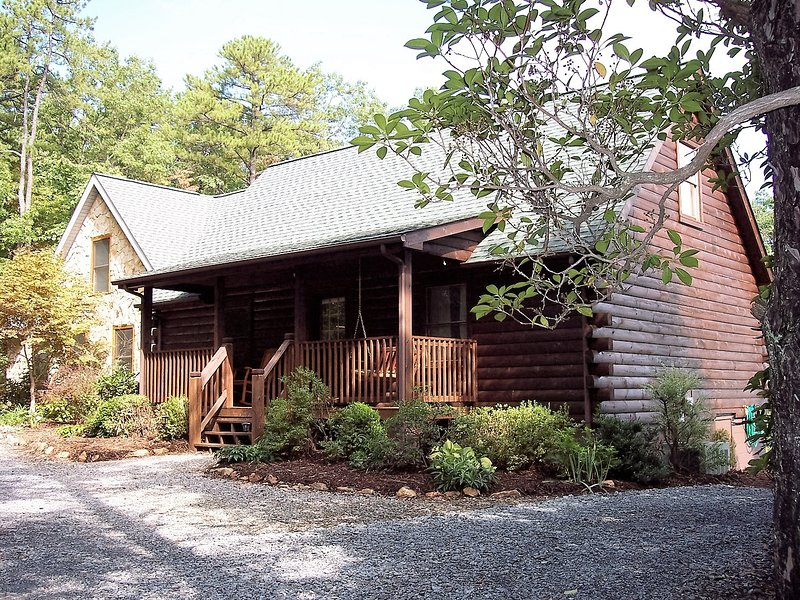 de762c235176 Review of Stone Mountain State Park Rustic Cabin. of 13  Bookings for this  home are first-come