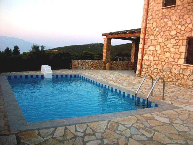 Villa Dimitris Zakynthos-Zante, vacation rental in Volimes