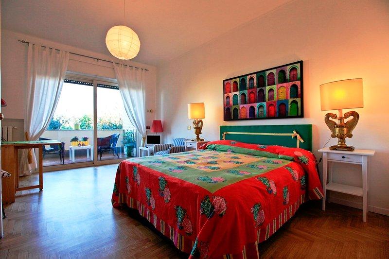 Borromini cozy and colourful