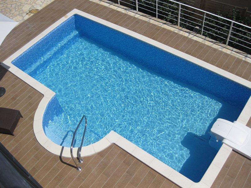 DeLuxe Pool-Villa Greta, holiday rental in Opatija