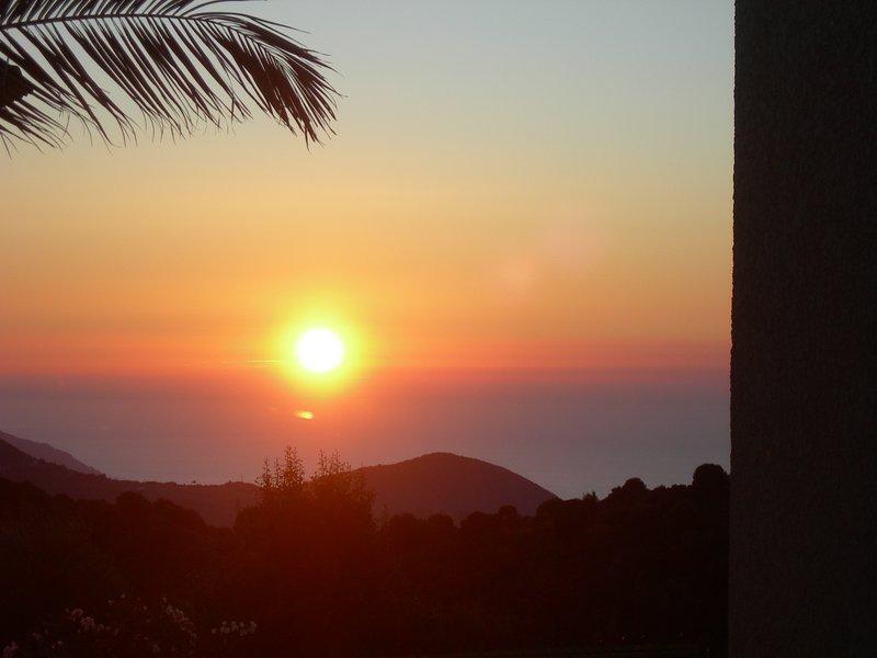 Villa avec Piscine, classée 3 étoiles, à 10 mn des plages, vacation rental in Ajaccio